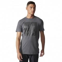 Pánské tričko adidas Originals BB REFLEX TEE | S93420 | Šedá | L