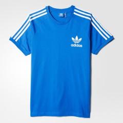 Pánské tričko adidas Originals SPO TEE | AB7603 | Modrá | M