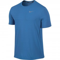 Pánské tričko Nike DRI-FIT CONTOUR SS | 683517-435 | Modrá | L