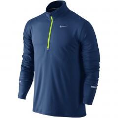 Pánské tričko Nike DRI-FIT ELEMENT HZ | 683485-429 | Modrá | L