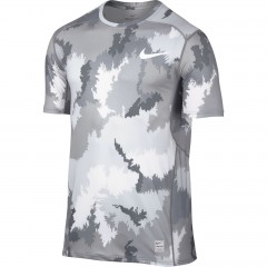 Pánské tričko Nike M NP HPRCL TOP SS FTTD AOP | 801805-100 | Barevná | 2XL