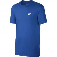 Pánské tričko Nike M NSW TEE CLUB EMBRD FTRA | 827021-463 | Modrá | 2XL