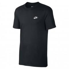 Pánské tričko Nike M NSW TEE CLUB EMBRD FTRA   827021-011   Černá   XL
