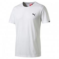 Pánské tričko Puma ESS Tee white S