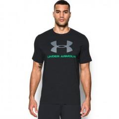 Pánské Tričko Under Armour CC Sportstyle Log   257615-012   Černá   XXL