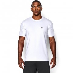 Pánské tričko Under Armour UA Armour CC Left Chest Lockup