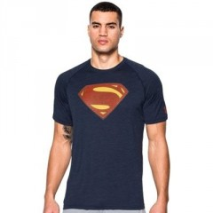Pánské tričko Under Armour UA Superman Tech SS T
