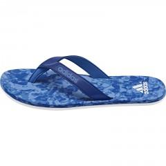 Pánské žabky adidas Performance eezay marble M | B44175 | Modrá | 40,5