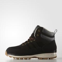 Pánské zimní boty adidas Chasker Boot 42 CBLACK/CBLACK/CBROWN
