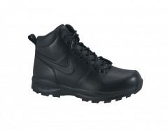 Pánské zimní boty Nike MANOA LEATHER | 454350-003 | Černá | 43