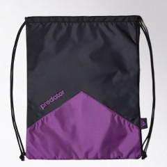 Pánský batoh adidas PREDATOR GB | S00240 | Černá, Fialová | NS