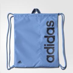 Pánský batoh adidas LIN PER GYMBAG | AB2331 | Modrá | NS