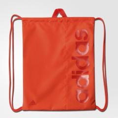 Pánský batoh adidas LIN PER GYMBAG | AB2332 | Oranžová | NS