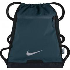 Pánská taška Nike ALPHA GYMSACK MISC MIDNIGHT TURQ/BLACK/WOLF GREY