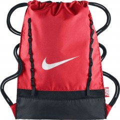 Pánská taška Nike BRASILIA 7 GYMSACK | BA5079-671 | Červená | MISC