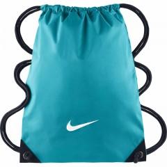 Pánská taška Nike FUNDAMENTALS SWOOSH GYMSACK | BA2735-418 | Tyrkysová | MISC
