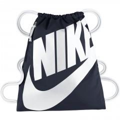Pytlík Nike HERITAGE GYMSACK | BA5351-451 | Modrá | MISC