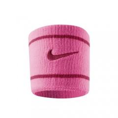 Růžová potítka Nike DRI-FIT WRISTBANDS NS