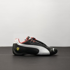 SF Future Cat Jr Puma Black-Pu