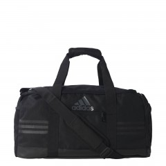 Taška adidas 3S PER TB S S BLACK/BLACK/VISGRE