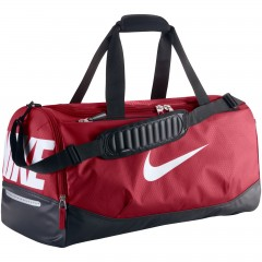 Taška Nike TEAM TRAINING MAX AIR MED MISC GYM RED/BLACK/(WHITE)