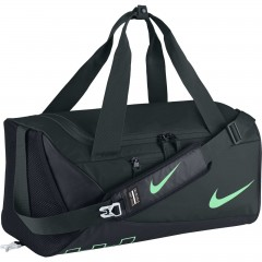 Taška Nike YA ALPH ADPT CRSSBDY DFFL MISC SEAWEED/BLACK/GREEN GLOW