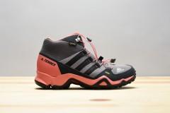 Adidas TERREX MID GTX K | BB1954 | Černá, Růžová | 36,5