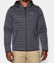 Under Armour Quilted FZ Hoodie