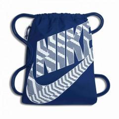 Unisex Taška Nike NK HERITAGE GMSK | BA5351-422 | Modrá | MISC