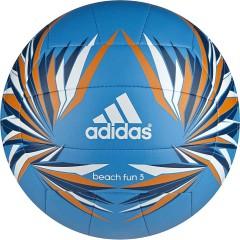 Volejbalový míč adidas IN FUN 3   F47649   Modrá   5