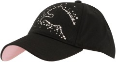 Women Cat Cap black