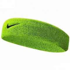 Zelená čelenka Nike Swoosh Headband | NNN07--710 | Zelená | OS