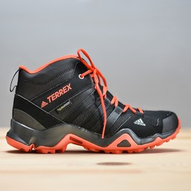 Adidas TERREX AX2R MID CP K | CP9682 | Černá | 38