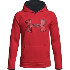 AF Big Logo Hoody | 299342-602 | Červená | YL