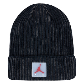 Air patch two-tone beanie
