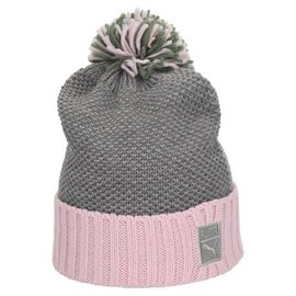 ARCHIVE Pom beanie Light Gray