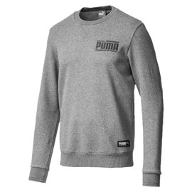 Athletics Crew FL Medium Gray Heather
