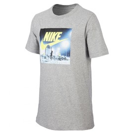 B nsw tee nike air hoop snow