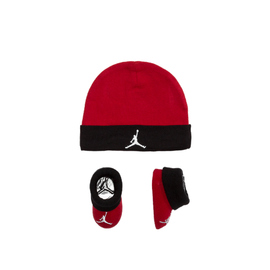 Basic jordan hatbootie set 2pc