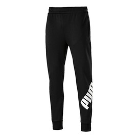 Big Logo Pant Cotton Black