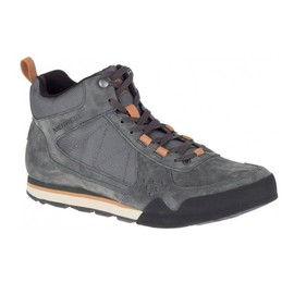 Burnt rock tura mid suede