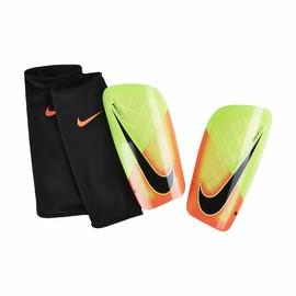 Chrániče Nike NK MERC LT GRD | SP2086-336 | Oranžová, Zelená, Černá | M