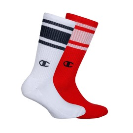 CREW SOCKS CHAMPION LEGACY FASHION x2
