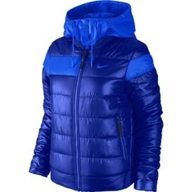 Dámská bunda Nike VICTORY PADDED JACKET   683749-455   Modrá   M