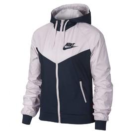 Dámská bunda Nike W NSW WR JKT OG | 904306-682 | Modrá, Bílá | L