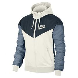 Dámská Bunda Nike W NSW WR JKT OG | 904306-454 | Modrá, Bílá | L
