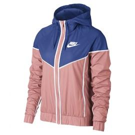 Dámská Bunda Nike W NSW WR JKT | 883495-697 | Růžová, Modrá | M