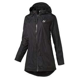 Dámská bunda Puma Long Windrunner black