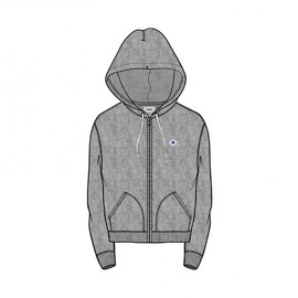 Core full zip hoodie - ft