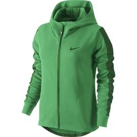 Dámská mikina Nike ADVANCE 15 FLEECE CAPE | 725720-342 | Zelená | S